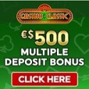 Casino Classic $500 welcome bonus and free spins