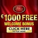 Villento Casino $1000 welcome bonus and 100 free spins