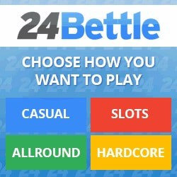 24Bettle Casino [register & login] 240 free spins no deposit bonus