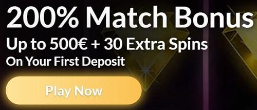 Temple Nile Online Casino free spins bonus