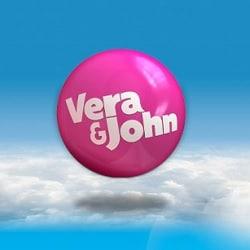 Vera John Casino - free spins and no deposit bonus on registration