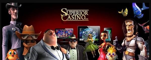Superior Casino bitcoin games
