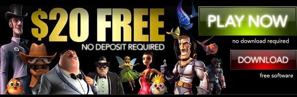 Superior Casino $20 gratis no deposit required