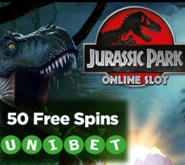 Unibet Casino | 50 free spins and 100% first deposit bonus