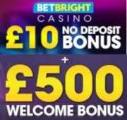 BetBright Casino free spins