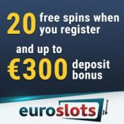 Euroslots Casino free spins
