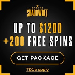 ShadowBet Casino Review: 220 gratis free spins + €1,200 free bonus
