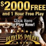 Players Palace Casino | £€$ 2000 free spins bonus – no deposit required!