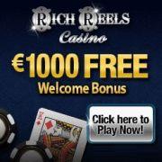 Rich Reels Casino banner 250x250