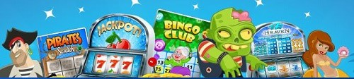 The best scratchcads and videoslots at ScratchMania Casino!