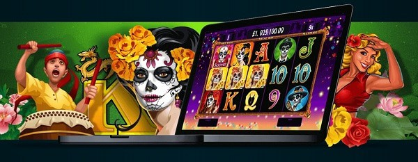Gaming Club Casino mobile slots and live dealer