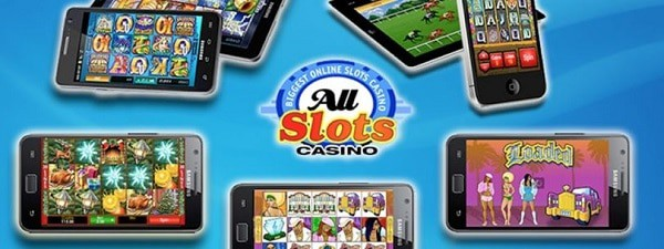 All Slots Casino Mobile