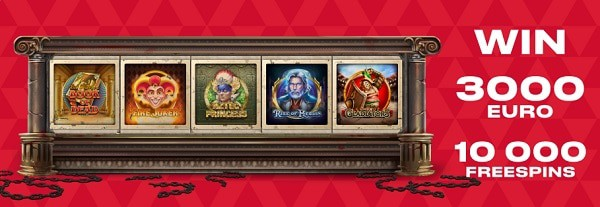 FAVBET Casino free spins and promotions