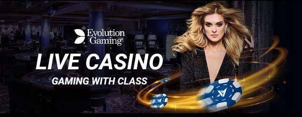 AstralBet Casino Live Dealer - Blackjack, Roulette, Baccarat, Craps, Poker