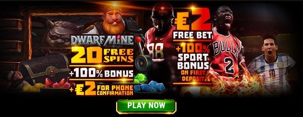 Free Spins and No Deposit Bonus