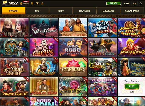 Casino Reviews