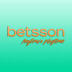 Betsson Casino 100% bonus and 600 free spins on first deposit