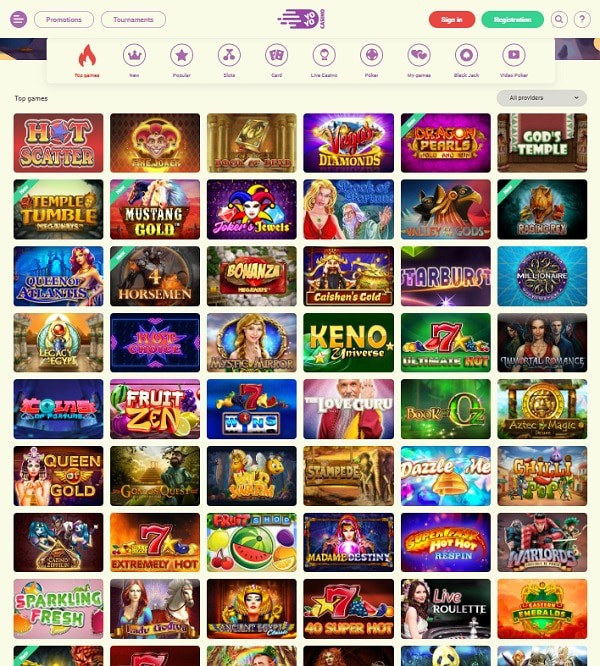 Yoyo Casino Online Review