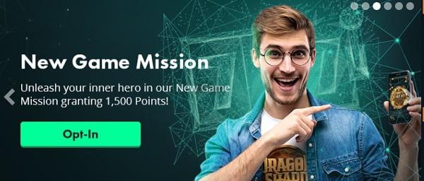 Volt Casino mobile games