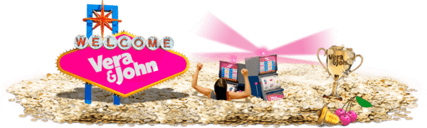 Welcome Bonus and Free Spins at Vera John