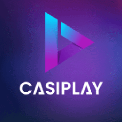 Casiplay Casino 100 free spins (Starburst, Book of Dead, Gold King)