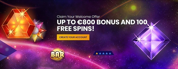 Casiplay Casino exclusive welcome bonus