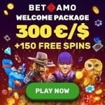 Betamo - 50 free spins on Dead or Alive 2 (no deposit bonus)