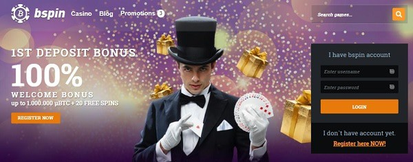 bspin.io free spins
