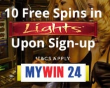 MyWin24 free spins