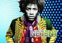 Jimi Hendrix™ NetEnt Slot Review