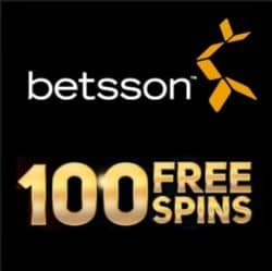 Betsson Casino 101 free spins on Mega Fortune - exclusive bonus!