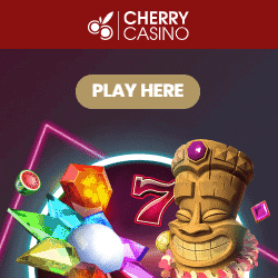 Cherry Casino 20 free spins no deposit bonus on registration