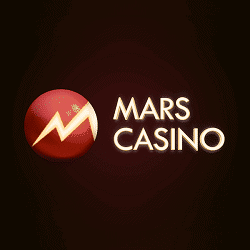 Mars Casino [register & login] 50 free spins and 2 BTC bonus