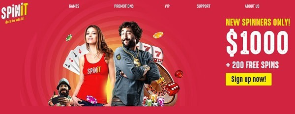 Get free chips and bonus spins now!