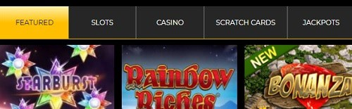Play free games and Mobile Wins Casino