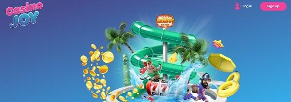 Casino Joy promotion