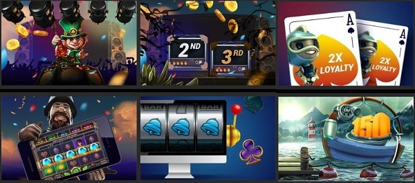 GoWild Casino welcome bonus and free spins promotion