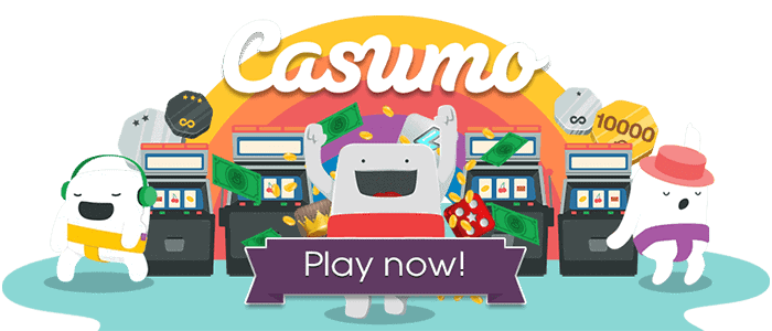 Casumo.dk Online and Mobile Games
