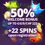 Yako Casino [register & login] 22 free spins no deposit + €222 bonus