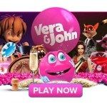 Vera John Casino [verajohn.com] 200% up to €100 free bonus
