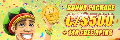 Bob Casino no deposit bonus