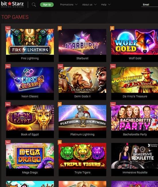 Bitstarz.com Casino Review