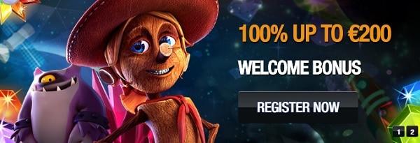Casino Sieger 100% bonus