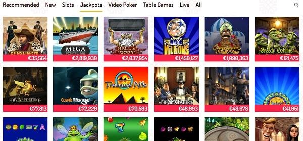 slot online con bonus