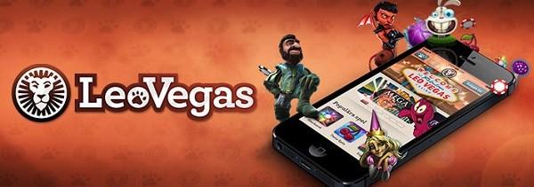 Leo Vegas Casino games and software