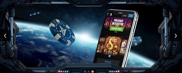 AstralBet Casino mobile games
