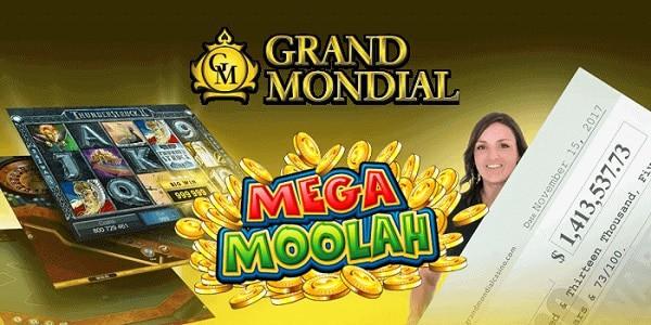 Grand Mondial Casino Big Winner