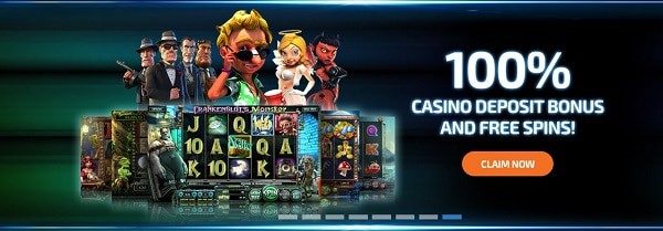 PlayBetr 100% bonus and 10 free spins