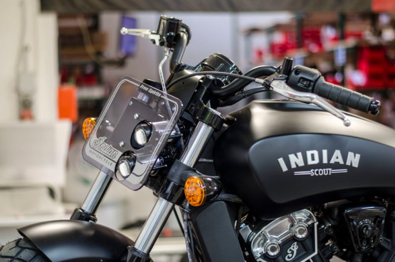 A New Look For Your Indian Scout Bobber