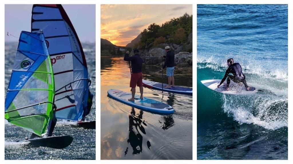 Freesport surf- og brettsport